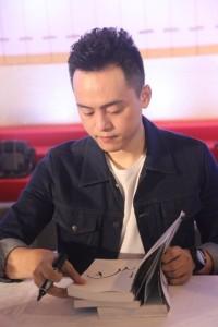 L'autore Liu Tong